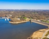 Coral Ville Reservoir from the Air | owa-Aerial-Drone-Photography.com_©2020-Jonathan-David-Sabin_All-Rights-Reserved_InfinityPhotographic.com-
