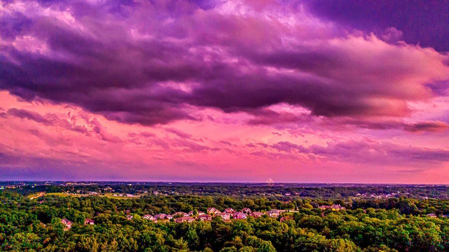 Chasing Wild Light | The-Storm_6.26.2020_Iowa-Aerial-Drone-Video.com_©2020-Jonathan-David-Sabin_All-Rights-Reserved_InfinityPhotographic.com